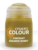 Citadel Contrast Paint (Aggaros Dunes) - kontrastná farba - žltá (STHRY)