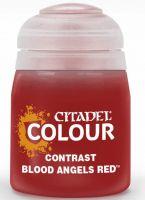 Citadel Contrast Paint (Blood Angels Red) - kontrastná farba - červená (STHRY)