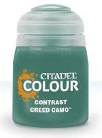 Citadel Contrast Paint (Creed Camo) - kontrastná farba - zelená (STHRY)