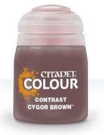 Citadel Contrast Paint (Cygor Brown) - kontrastná farba - hnedá (STHRY)