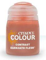 Citadel Contrast Paint (Darkoath Flesh) - kontrastná farba - ružová (STHRY)