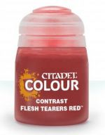 Citadel Contrast Paint (Flesh Tearers Red) - kontrastná farba - červená (STHRY)