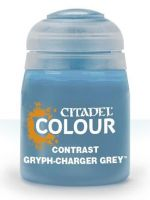 Citadel Contrast Paint (Gryph-charger Grey) - kontrastná farba - šedá (STHRY)