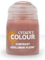 Citadel Contrast Paint (Guilliman Flesh) - kontrastná farba - ružová (STHRY)
