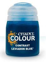 Citadel Contrast Paint (Leviadon Blue) - kontrastná farba - modrá (STHRY)