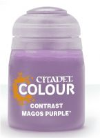 Citadel Contrast Paint (Magos Purple) - kontrastná farba - fialová (STHRY)
