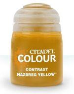 Citadel Contrast Paint (Nazdreg Yellow) - kontrastná farba - žltá (STHRY)