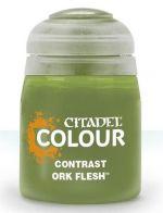 Citadel Contrast Paint (Ork Flesh) - kontrastná farba - zelená (STHRY)