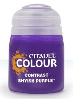 Citadel Contrast Paint (Shyish Purple) - kontrastná farba - fialová (STHRY)
