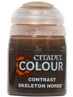 Citadel Contrast Paint (Skeleton Horde) - kontrastná farba - hnedá (STHRY)