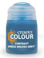 Citadel Contrast Paint (Space Wolves Grey) - kontrastná farba - šedá (STHRY)