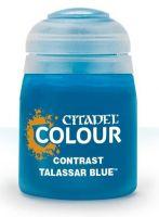 Citadel Contrast Paint (Talassar Blue) - kontrastná farba - modrá (STHRY)