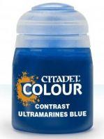Citadel Contrast Paint (Ultramarines Blue) - kontrastná farba - modrá (STHRY)