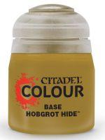 Citadel Base Paint (Hobgrot Hide) - základná farba, žlta (STHRY)