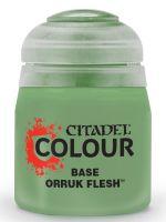 Hračka Citadel Base Paint (Orruk Flesh) - základní barva, zelená