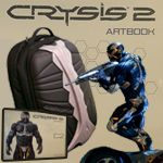 Crysis 2 bonusov� predmety (batoh, fig�rka, artbook)