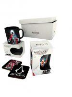 Darčekový set Assassins Creed - hrnček, pohár, podtácky (HRY)