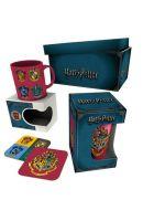 Darčekový set Harry Potter - hrnček, pohár, podtácky (HRY)