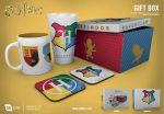 Darčekový set Harry Potter - House Pride (biely) (HRY)