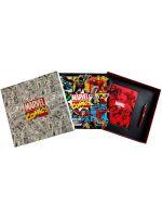 Darčekový set Marvel Comics - 2021 (kalendár, diár, pero) (HRY)