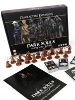 Stolní hra Desková hra Dark Souls - Character Expansion (Player Characters + Amour Sets) (rozšíření)
