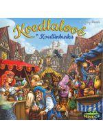 Stolní hra Desková hra Kvedlalové z Kvedlinburku
