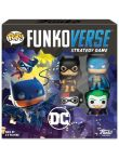 Desková hra POP! Funkoverse - DC Comic Base Set