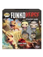 Stolní hra Desková hra POP! Funkoverse - Jurassic Park Base Set