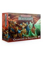 Stolní hra Desková hra Warhammer Underworlds: Beastgrave - Champions of Dreadfane (rozšíření)