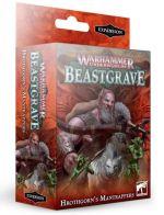 Stolní hra Desková hra Warhammer Underworlds: Beastgrave - Hrothgorn's Mantrappers (rozšíření)