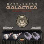 Stolní hra Desková hra Battlestar Galactica - Starship Battles
