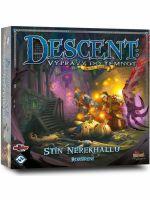 Descent: Stín Nerekhallu - CZ (rozšírenie) (STHRY) + darček 100 ks obalov na kartičky