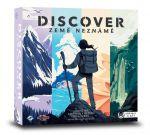 Stolová hra Discover: Země neznámé (STHRY)