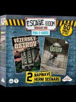Stolová hra Escape Room: Úniková hra pre 2 hráčov (STHRY)
