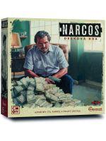 Stolová hra Narcos CZ (STHRY) + darček šiltovka Narcos