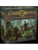 The Lord of the Rings: Journeys in Middle-Earth Board Game EN (STHRY)