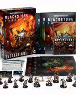 Stolní hra Desková hra Warhammer Quest: Blackstone Fortress - Escalation (rozšíření)