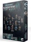 Desková hra Warhammer Quest: Blackstone Fortress - Servants of the Abyss (rozšíření)