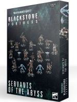 Stolová hra Warhammer Quest: Blackstone Fortress - Servants of the Abyss (rozšírenie) (STHRY) + figúrka zadarmo