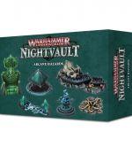Stolová hra Stolová hra Warhammer Underworlds: Arcane Hazards (terény)