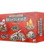 Stolní hra Desková hra Warhammer Underworlds: Beastgrave – Primal Lair (terény)