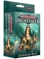 Stolová hra Warhammer Underworlds: Nightvault – Godsworn Hunt (rozšírenie) (STHRY)