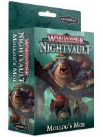 Stolová hra Warhammer Underworlds: Nightvault – Mollogs Mob (rozšírenie) (STHRY)