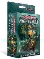 Warhammer Underworlds: Nightvault – Thundriks Profiteers (rozšírenie) (STHRY)