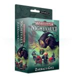 Stolová hra Warhammer Underworlds: Nightvault – Zarbags Gitz (rozšírenie) (STHRY)