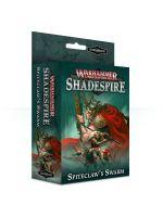 Stolní hra Desková hra Warhammer Underworlds: Shadespire - Spiteclaws Swarm (rozšíření) - poškozený obal
