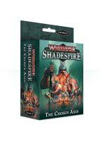 Stolní hra Desková hra Warhammer Underworlds: Shadespire - The Chosen Axes (rozšíření) - poškozený obal
