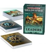 Stolová hra Warhammer Underworlds: Shadespire - Leaders (sada kariet) (STHRY)