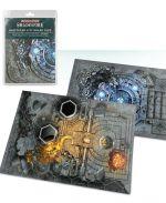 Stolní hra Desková hra Warhammer Underworlds: Shattered City (herní deska)