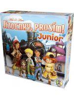 Stolová hra Jízdenky, prosím! Junior (STHRY)